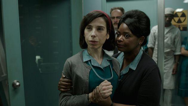 Zelda, amiga e colega de trabalho de Elisa, é vivida por Octavia