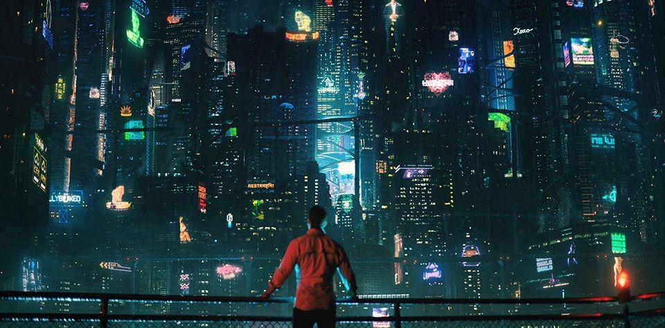 'O que amo na ficção científica é que ela nos permite projetar como os avanços tecnológicos podem transformar...