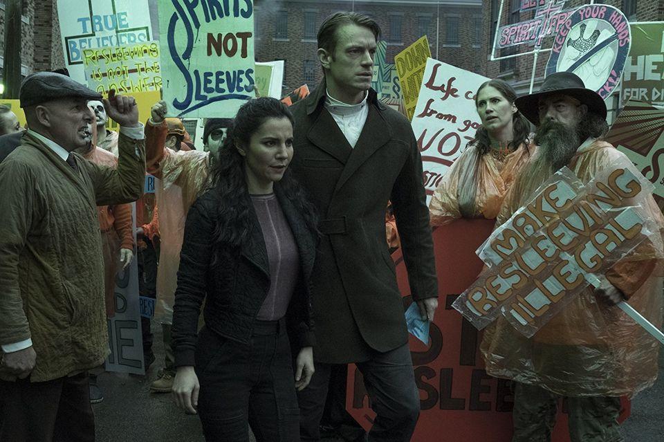 'Altered Carbon', nova série de ficção científica da Netflix, explora desigualdade