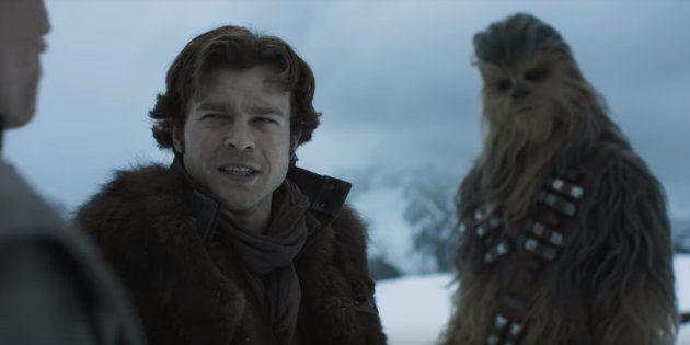 Filme sobre o personagem Han Solo estreia nas telonas dia 24 de