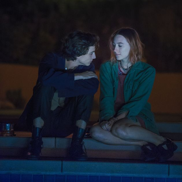 Chalamet e Saoirse Ronan contracenam em 'Lady