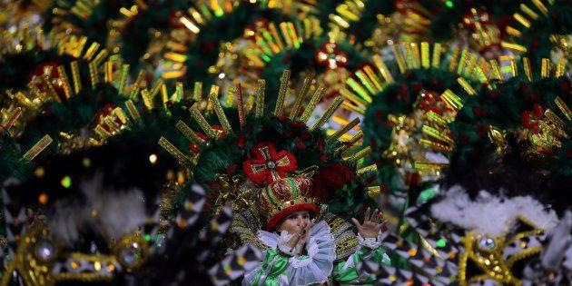 Acadêmicos do Tatuapé é bicampeã do Carnaval de São