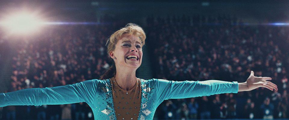 Em elogiada atuação, a atriz e produtora Margot Robbie interpreta a ex-atleta no