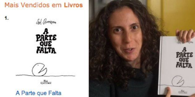Livro 'A Parte que Falta' vira hit com a influência de Jout