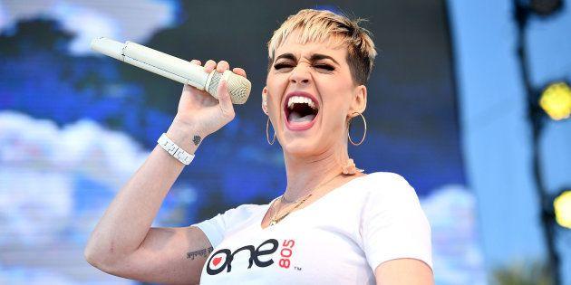 Show de Katy Perry no Rio de Janeiro será em novo local, dia 18 de