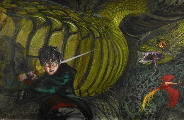 Obra sobre Harry Potter, após exposição física na British Library, está disponível