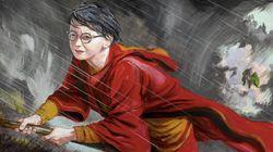 A incrível exposição sobre Harry Potter e a história da mágica que está na