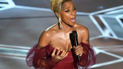 A tocante apresentação de Mary J. Blige no Oscar 2018 com 'Mighty