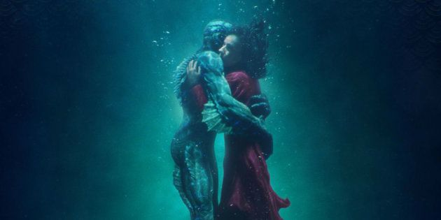 'A Forma da Água' e todos os vencedores do Oscar