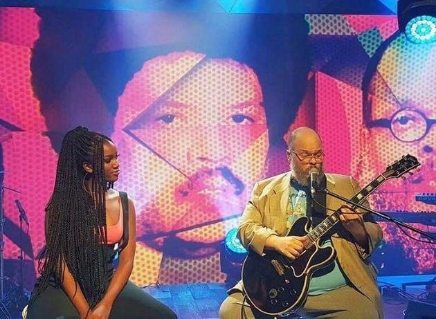 Sobrinho de Tim, Ed Motta fez homenagem ao tio e participou de gravação para o Fantástico, da Globo,...