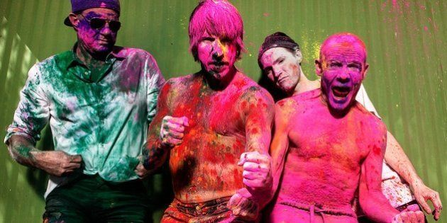 Red Hot Chili Peppers é principal atração do Lolla no dia da