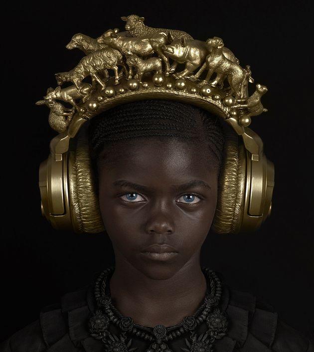 'Menina 10', de Adriana Duque - (El