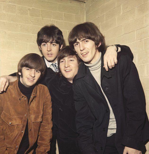 O quarteto de Liverpool em 1965; carreira a todo