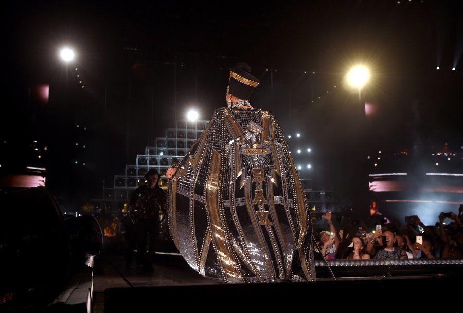 Uma performance histórica de Beyoncé no
