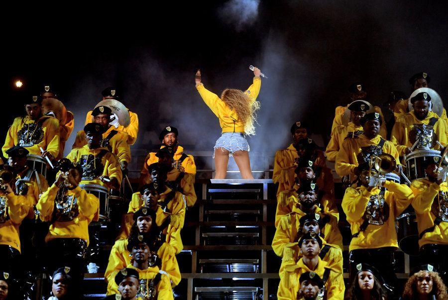 Beyoncé fez história no Coachella, ou melhor,