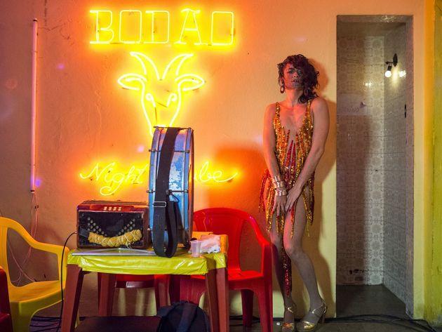 Jeusíta Barbosa promete roubar a cena na pele da personagem Shakira do