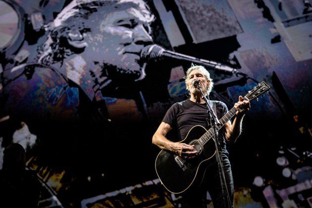 Baixista do Pink Floyd passará por 7 capitais
