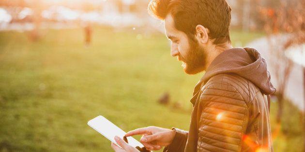 Amazon promove troca de livros e experiência com Kindle em parque de