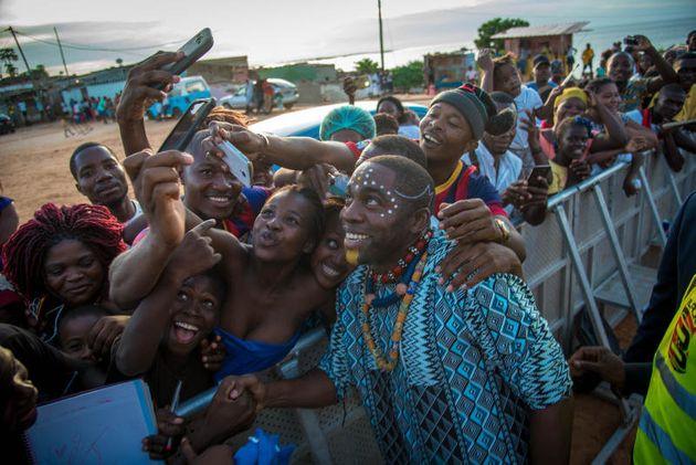 'Mister Brau' em Angola: Como foram as gravações da nova temporada da