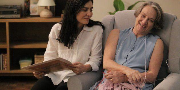 Cena do filme 'Querida Mamãe', que inaugura o Projeta às