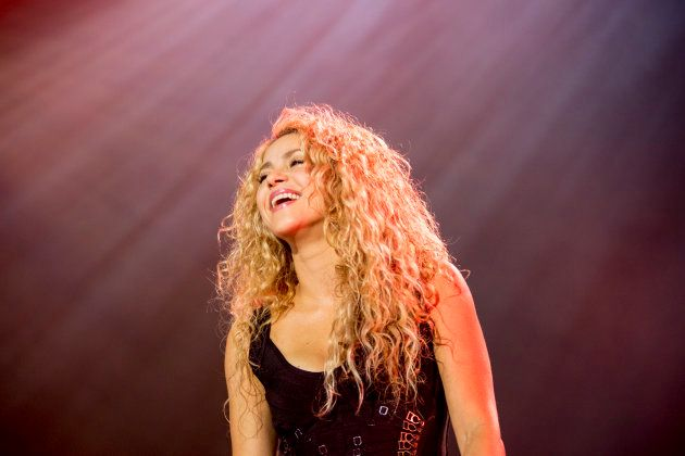 Com shows marcados no Brasil, Shakira encabeça ranking da