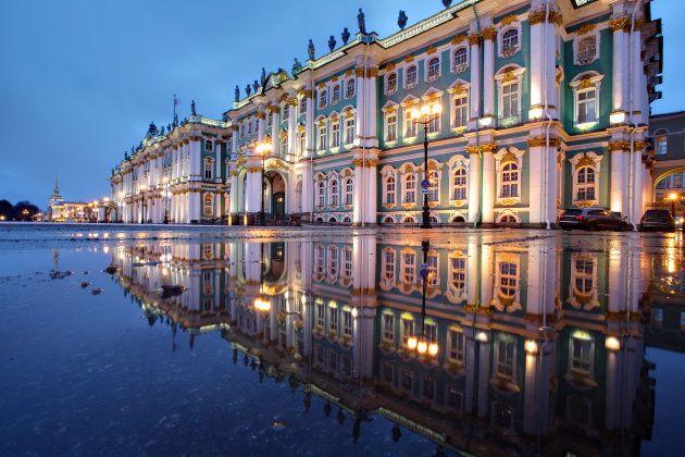 Museu Hermitage, um dos maiores do mundo e cenário de 'Arca Russa', de Aleksandr