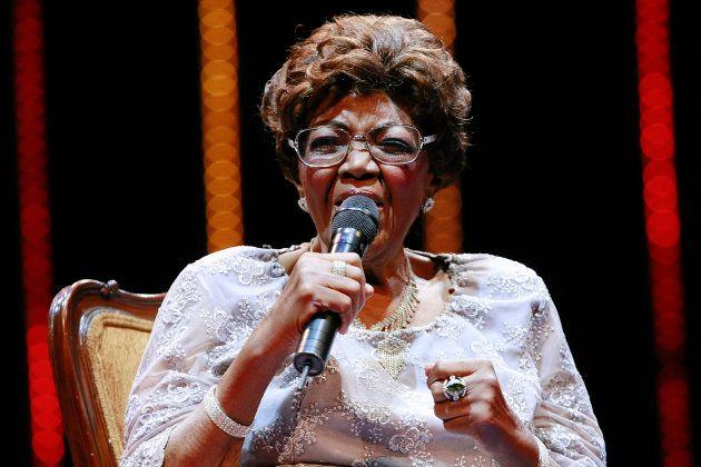 Grande Dama do Samba, Dona Ivone Lara morreu em abril deste ano, aos 97