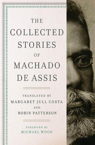 Capa do 'The Collected Stories of Machado de
