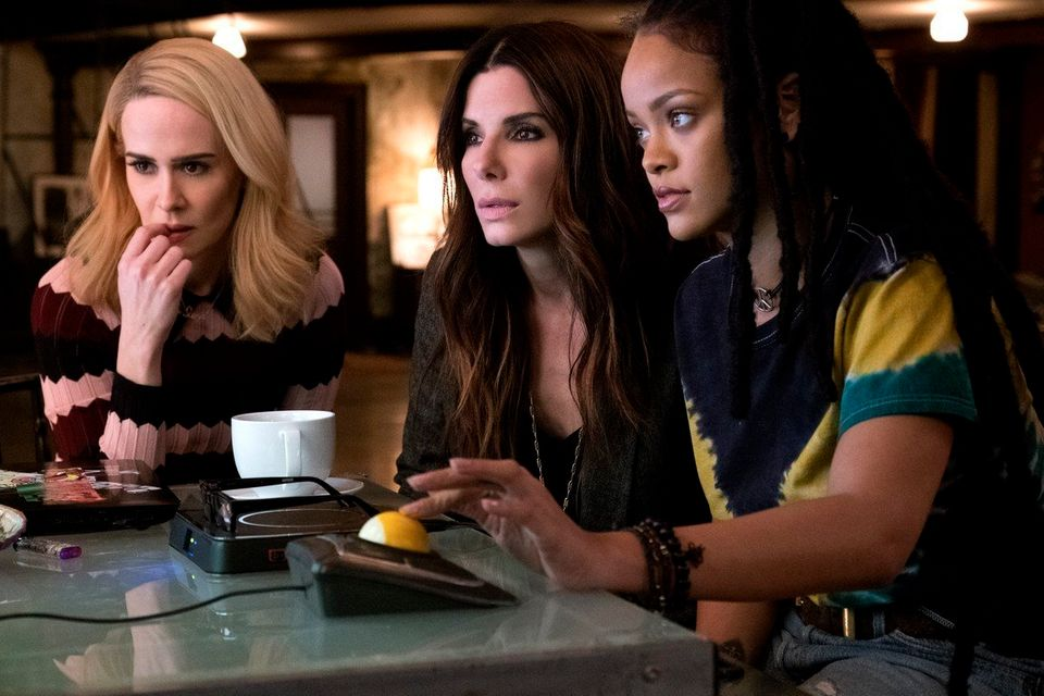 'Oito Mulheres e Um Segredo' foi anunciado como um spin-off. Ou seja, é uma história paralela e correlacionada...