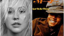 O encontro de Christina Aguilera e Michael Jackson no novo disco da cantora,