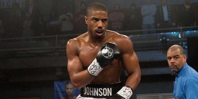 Na trama, Michael B. Jordan dá vida ao filho do ex-campeão mundial dos pesos pesados, Apollo