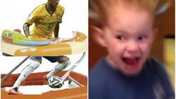 Quedas de Neymar: Aqui estão os melhores memes do cai-cai na partida contra a Costa