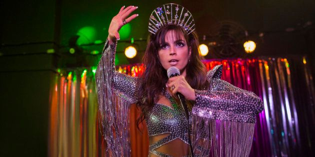 Emanuelle Araújo é 'Samantha!', ex-estrela do grupo mirim Turminha