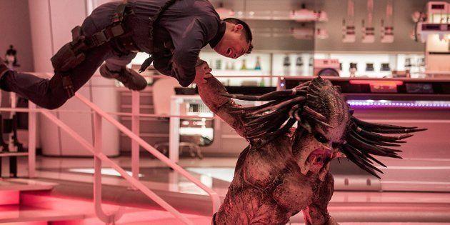 Aliens invadem a Terra no filme 'O Predador', reboot de clássico dos anos