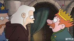 '(Des)encanto', nova série do criador dos Simpsons, chega à Netflix em