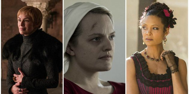 'Game of Thrones', 'The Handmaid's Tale' e 'Westworld': Três produções com forte protagonismo feminino...