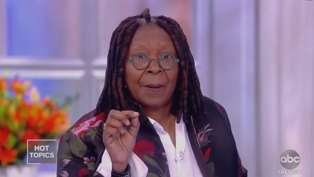"""The View"" host Whoopi Goldberg takes issue with newly elected Alexandra Ocasio-Cortez over the congresswoman's '60 Minutes' interview."