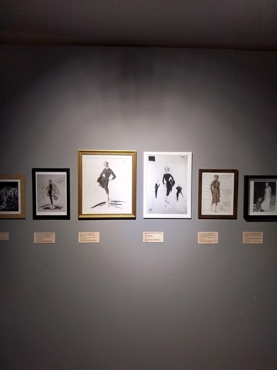 Figurinista de diversos filmes de Hitchcock, a estilista Edith Head tem espaço especial na
