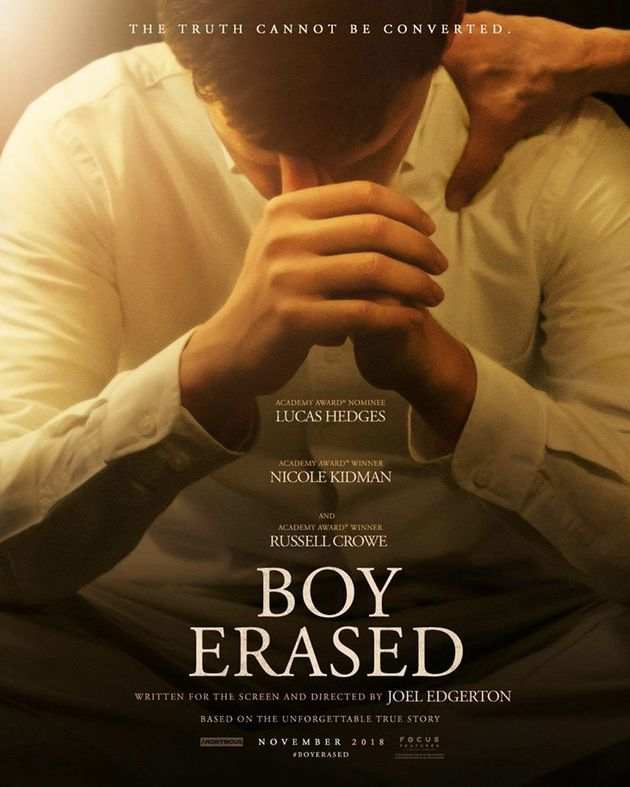 'Boy Erased': O 1º (e comovente) trailer do drama sobre 'cura gay' cotado para o