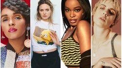 100 mulheres que estão revolucionando a música pop, segundo a revista