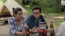 Aqui está o 1º teaser de 'Camping', nova série das mesmas criadoras de