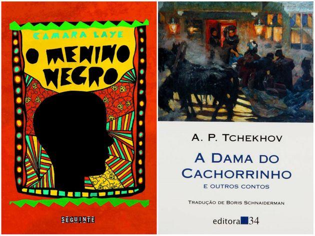Romance 'O Menino Negro' e conto 'A Dama do Cachorrinho' estão entre as obras