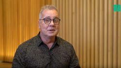 'O Tempo Não Para': Luiz Fernando Guimarães fala sobre o vilão Amadeu na novela das