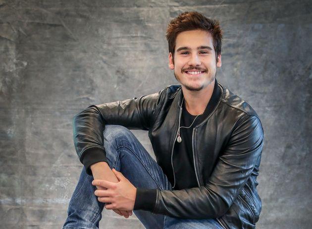 Estrela em ascensão na Globo, Nicolas Prattes é um dos protagonistas de 'O Tempo Não