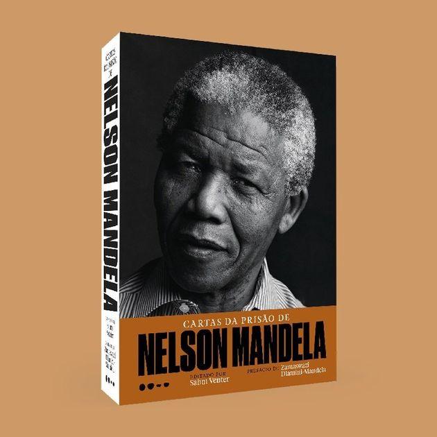 'Cartas da Prisão' é a primeira coleção autorizada de correspondências que cobre os 27 anos que o líder...