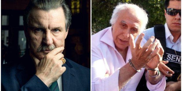 Na trama, Antonio Calloni dá vida ao médico Roger