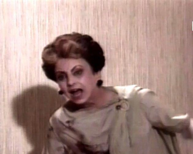 Beatriz Segall como Odete Roitmann, em Vale