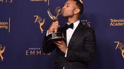 John Legend é o 1º negro a conquistar os prêmios Emmy, Grammy, Oscar e