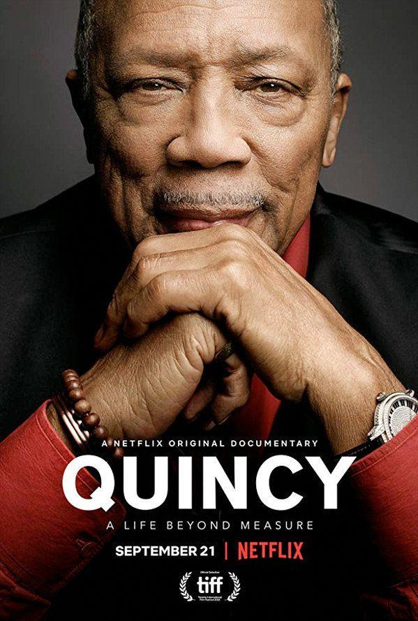 'Quncy': Netflix revela trailer do documentário sobre o produtor musical Quincy