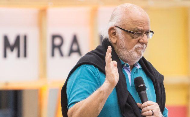 Danilo Santos de Miranda atua no Sesc há 50